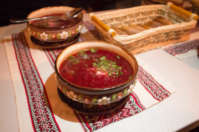 Kharkiv Ukrainian Food Tour